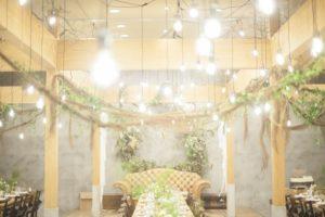 おしゃれな結婚式は高砂ソファがオススメ