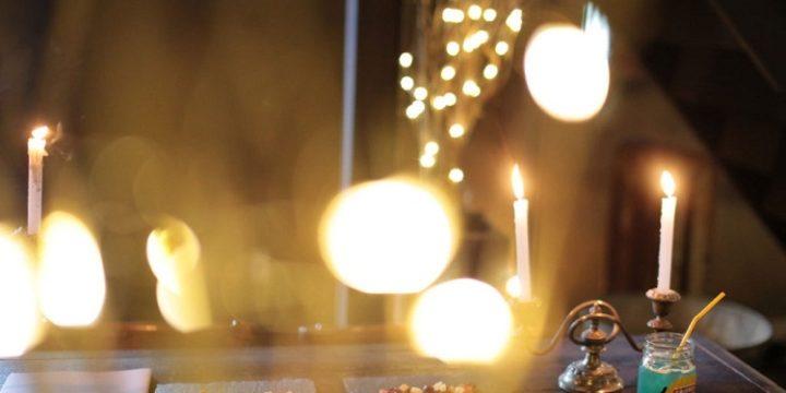 結婚式の装飾にキラキラの電飾を取り入れて♡写真映え間違いなしの電飾コーディネート術