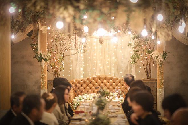 香川県高松市の結婚式場リュバンの披露宴