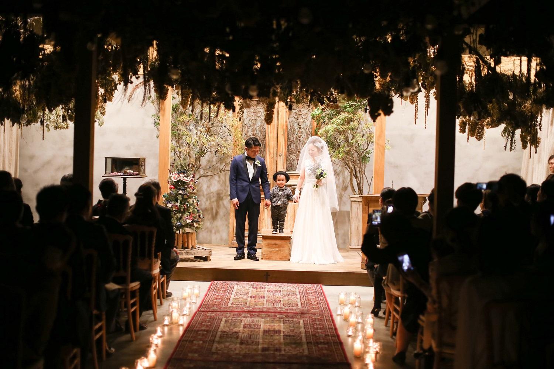 高松市(香川県)結婚式場リュバンの絨毯