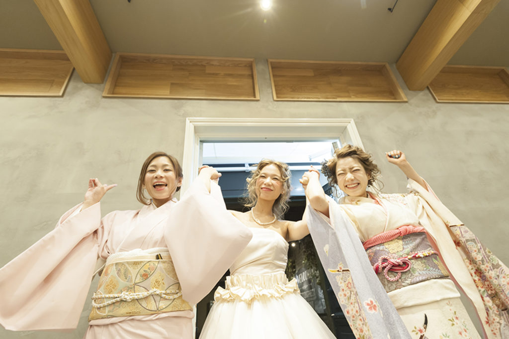香川県高松市の結婚式場Ruban(リュバン)の花嫁レポート