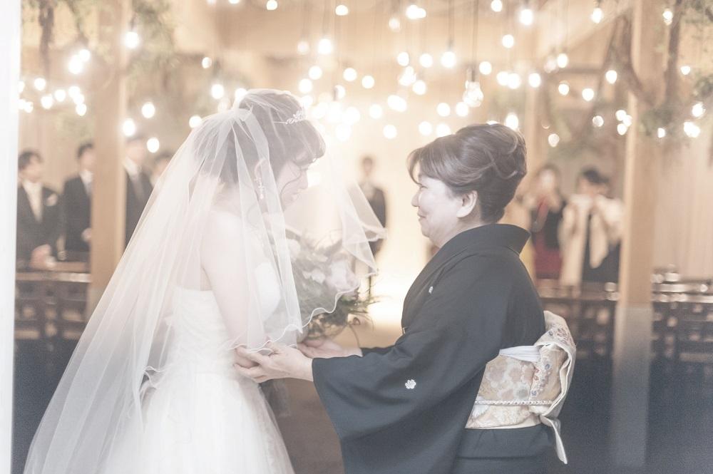 高松市の結婚式場リュバンの人前式