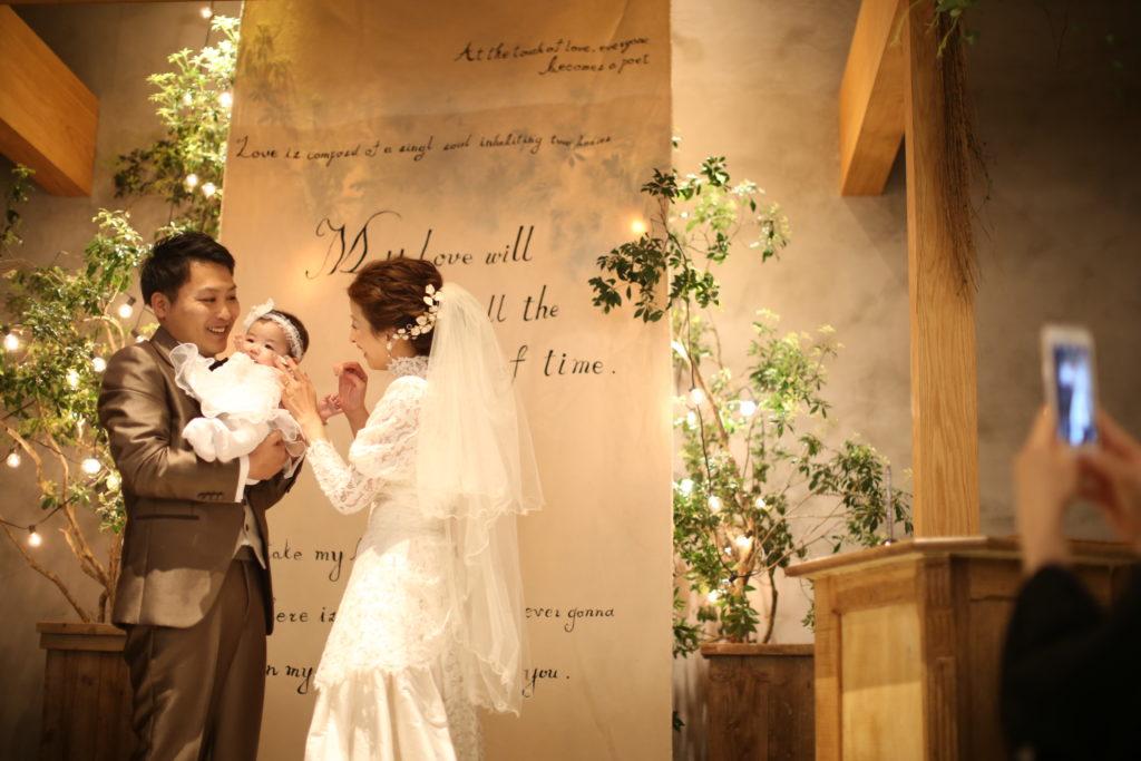 香川県高松市の結婚式場リュバンのヘッドアクセサリーでのヘアアレンジ