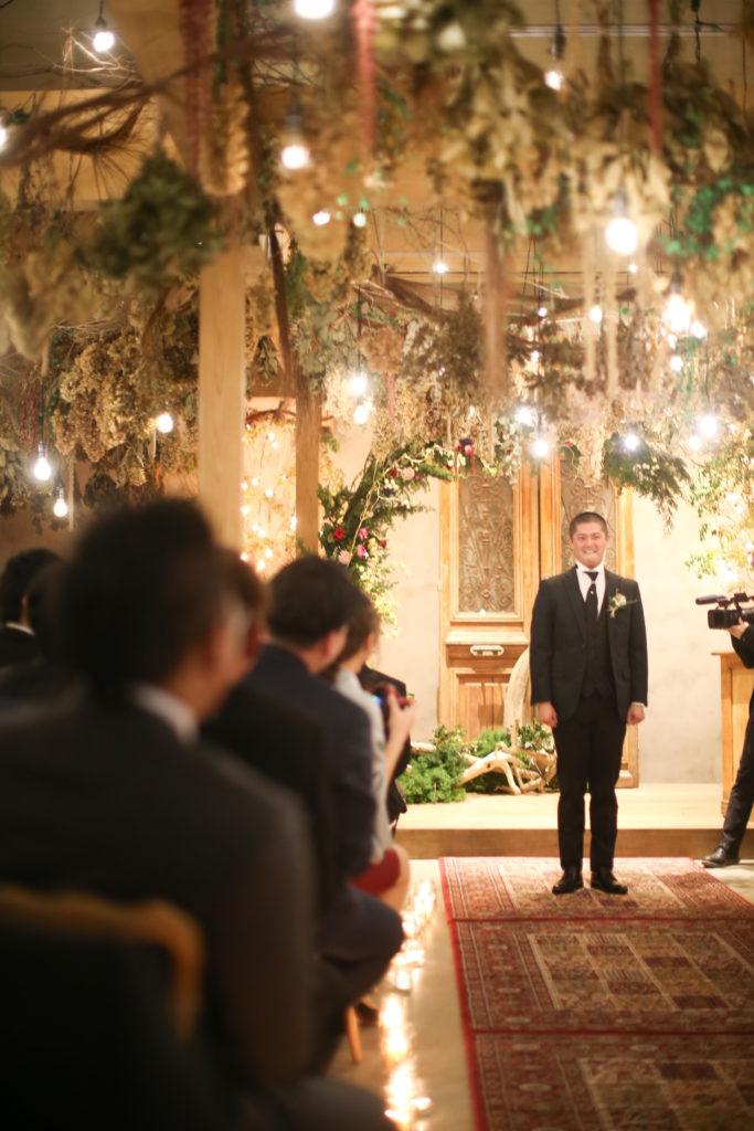 香川県高松市の結婚式場リュバンの挙式