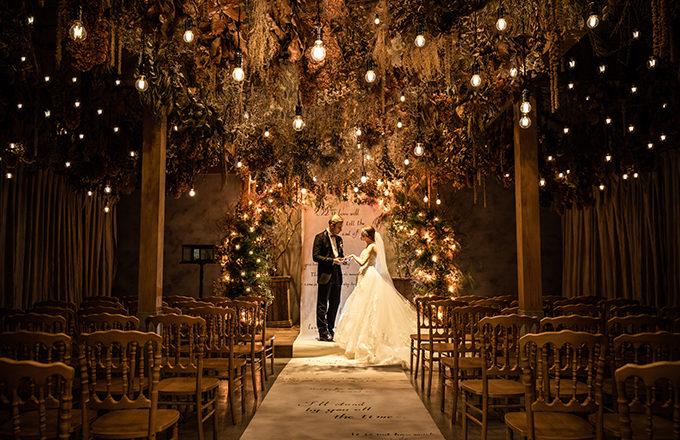 香川県高松市の結婚式場リュバンのチャペル